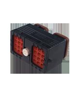 DRC16-24SA Deutsch DRC Series Plug – 24 Sockets