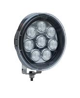 QVSL80E 80W High Powered LED Spotlight – Euro Beam