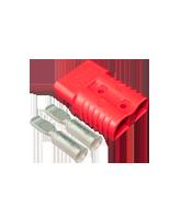 QVSY50R 50A Red Anderson Plug