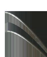 CTC-24B/10 Black Spiral Wrap 24mm O.D