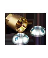 QVLN10BL 10mm Anti Theft Lock Nuts