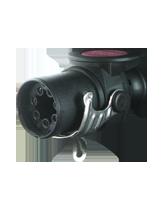 QVTP7EBSMV 7 Pin EBS Trailer Plug