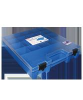 BXEZIPACK 21 Way Plastic Compartment Box