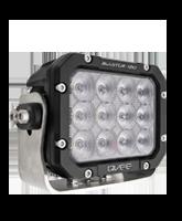 QVWL120MFHD 120W 'Blaster' Heavy Duty LED Worklamp – Flood Beam