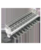 FB1010 10 Way Standard Blade Fuse Box