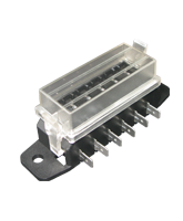 FB1906 6 Way Mini Blade Fuse Box