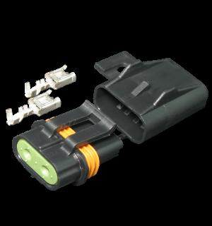[SCHEMATICS_4NL]  WSBFH Waterproof In-line Blade Fuse Holder with Terminals | QVEE -  Automotive | Mining | Marine | Deutsch Connector Fuse Box |  | QVEE